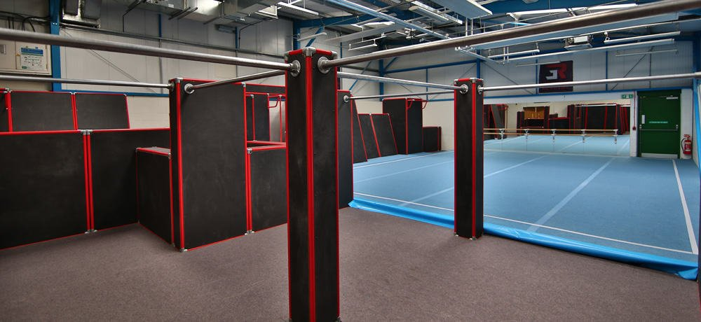 3RUN Launches Parkour Gym In Hampshire