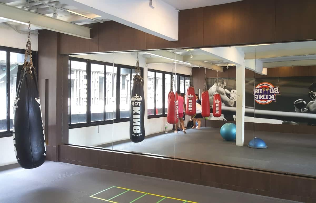 Boxing King Muay Thai Gym In Bangkok Review